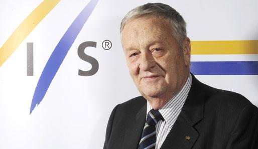 Entrevista con Gian Franco Kasper, presidente de la FIS