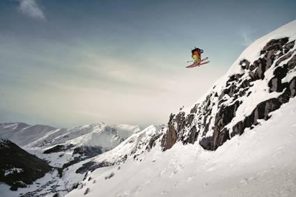 The North Face Backstyler by Swatch invierte en jóvenes talentos del freeride