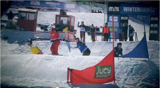 Winter Games NZ 2013