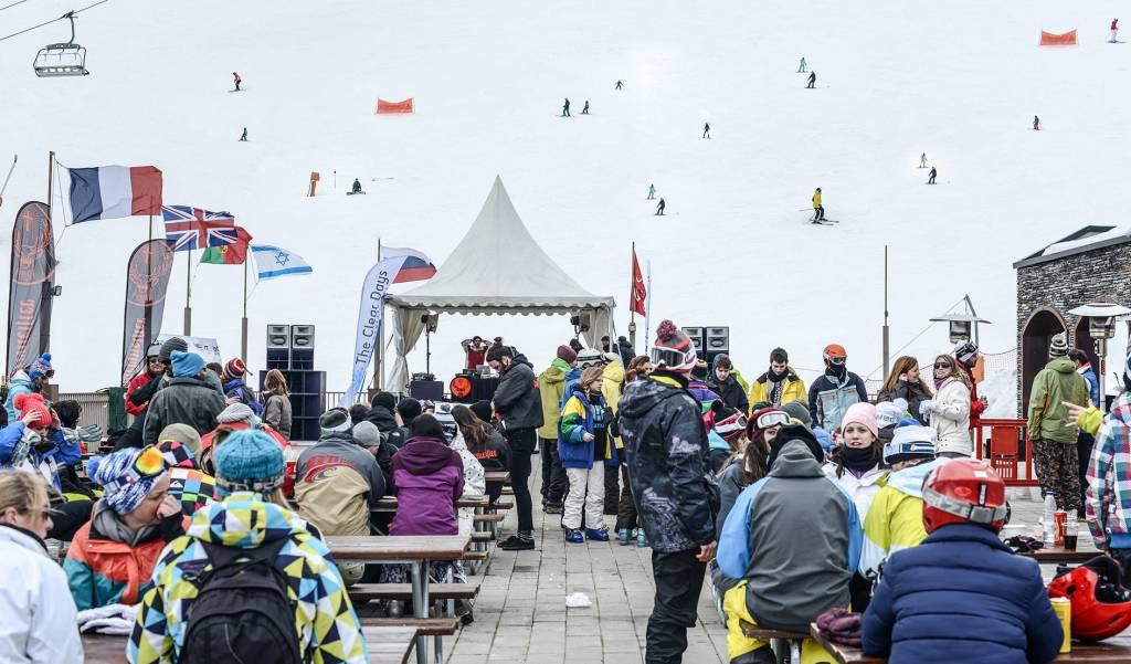 Vallnord cierra la temporada con un incremento de un 5,67% de días de esquí