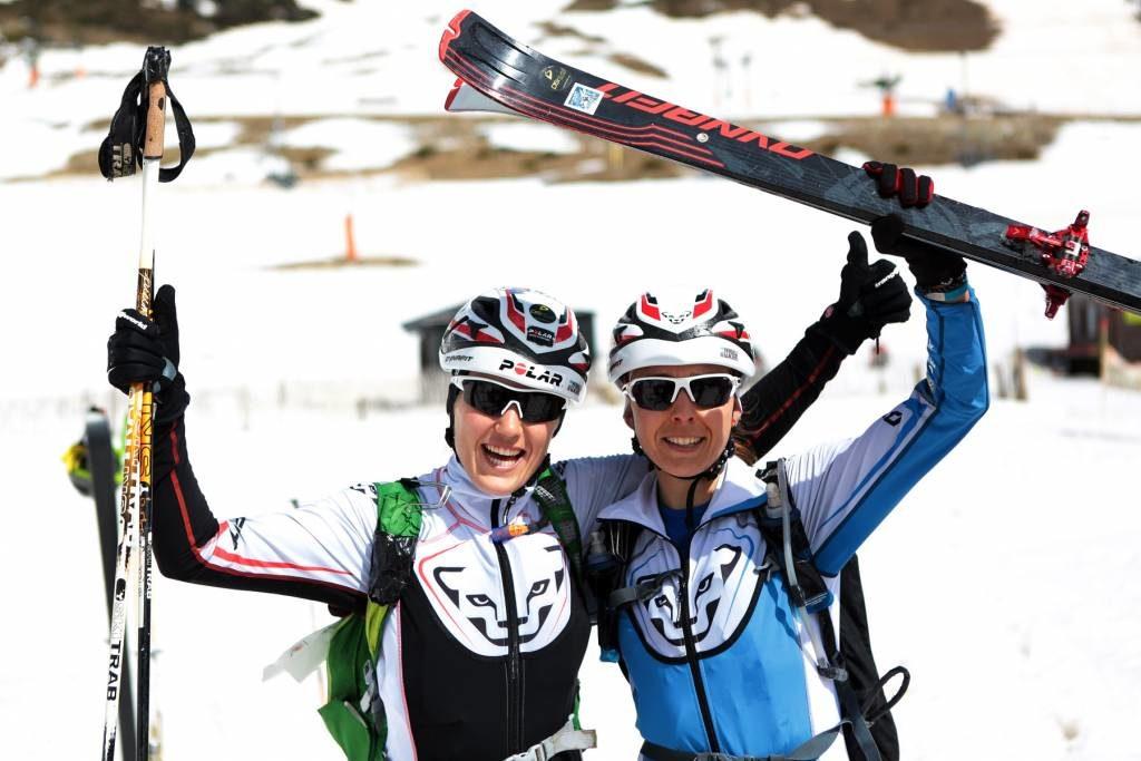 Claudia Galicia y Anna Comet, pareja de féminas ganadora
