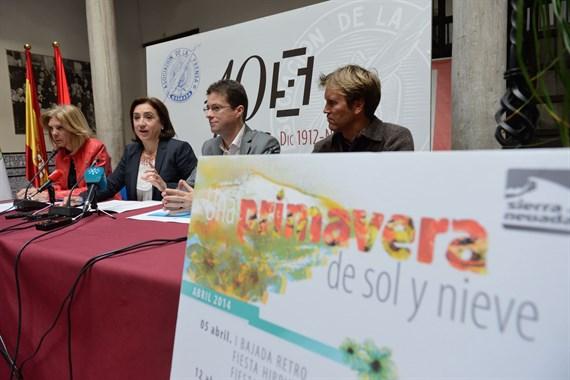 1.500 forfaits de Sierra Nevada a 20 euros con el lanzamiento de la campaña de primavera