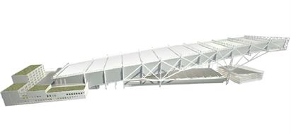 Snowworld construirá un complejo de deportes de invierno en Barcelona