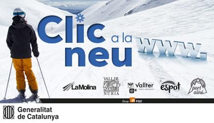 Las estaciones de esquí del Grup FGC trabajan para conseguir la certificación de Destino de Turismo Familiar (DTF)