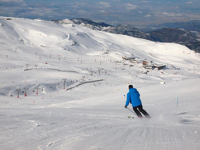 Sierra Nevada espera a abrir a finales de noviembre