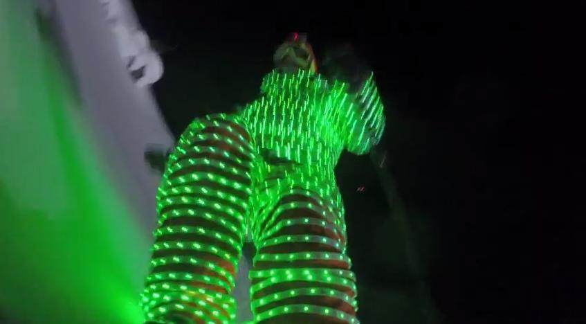 Vídeo Afterglow. Ahora, el resplandor crepuscular en primera persona