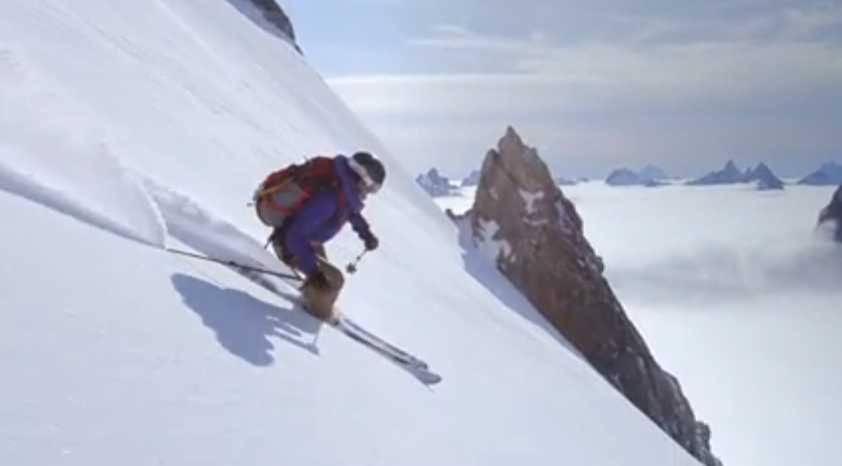 Vídeo: The North Face, 'Mica to Greenland'
