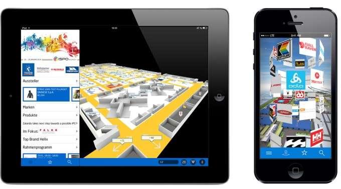 Nueva App de la Ispo Múnich 2015