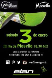 Elan Test Tour Masella 2015