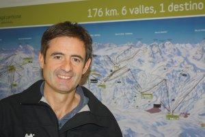 Antonio Gericó, nuevo director general del Grupo Aramón