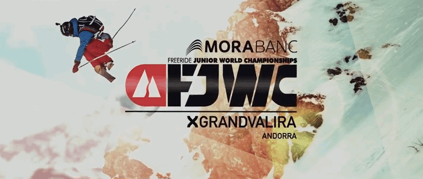 El Freeride Junior World Championships de Grandvalira en vídeo