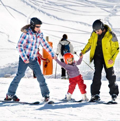 259 km esquiables este fin de semana en Aramón
