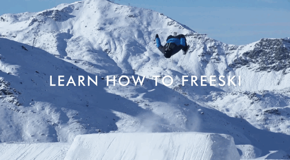 VÍDEO: Protest lanza tutoriales para aprender Freeski