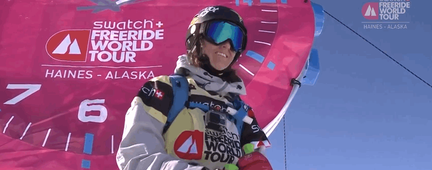 VÍDEO FWT: Eva Walkner (AUT) campeona del mundo en Alaska