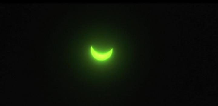 VÍDEO: El eclipse solar, visible desde Grandvalira