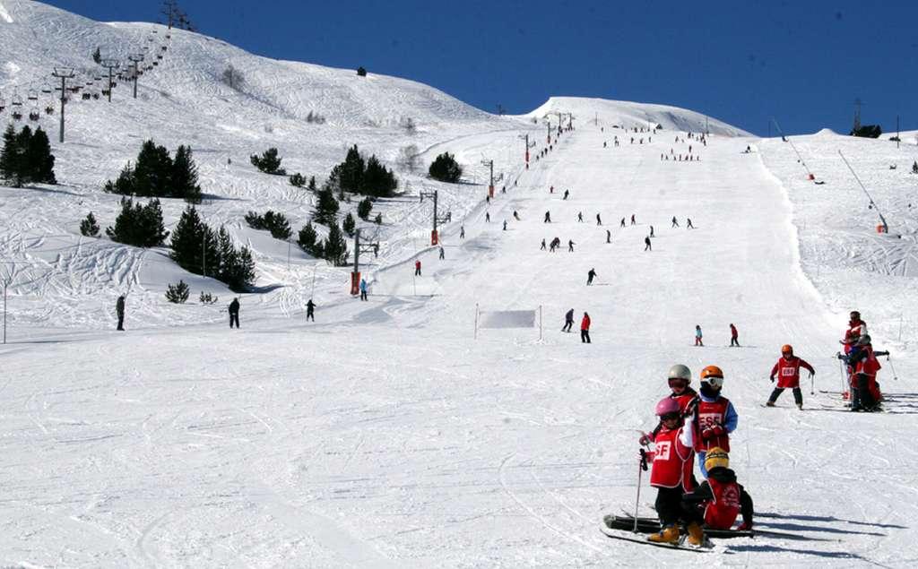 Promociones hasta el final de la temporada en Porté Puymorens