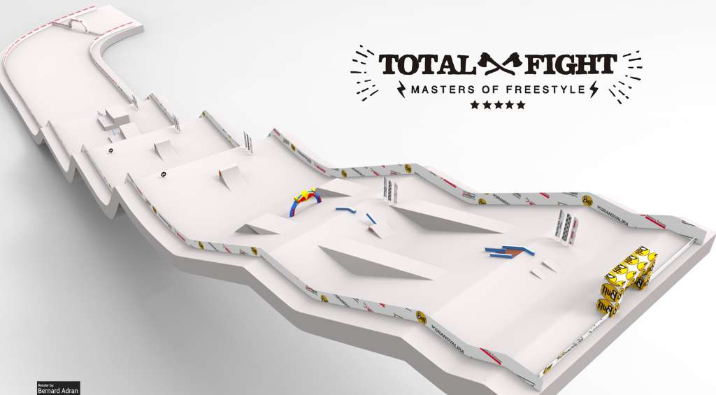 ¡Desvelamos el nuevo circuito de Slopestyle del Grandvalira Total Fight 2015!