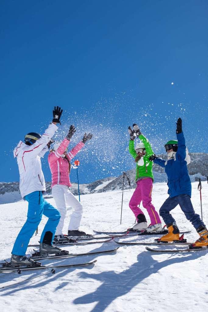 previsión meteorológica de las pistas de esquí