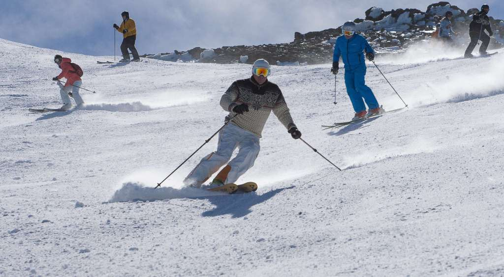 Sierra Nevada cierra la mejor Semana Santa de las últimas cinco temporadas