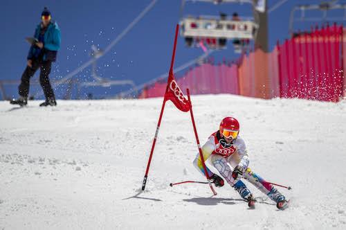 Los deportistas seleccionados para formar parte de los grupos permanente y seguimiento del CETDI-CAE E.Alpino Sierra Nevada