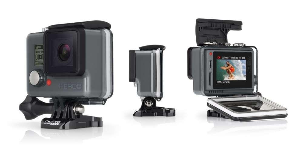 Así funciona la nueva GoPro HERO+ LCD