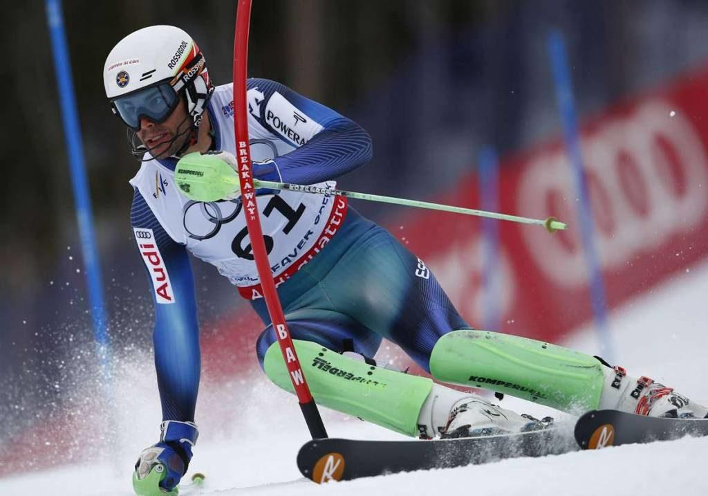 Joaquim Salarich se encuentra en la posición 18ª de la disciplina de slalom JR y el 122 en el ranking absoluto