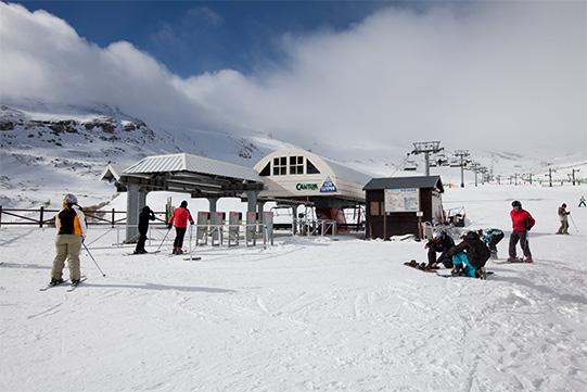 Por fin los cañones de nieve llegarán a Alto Campoo