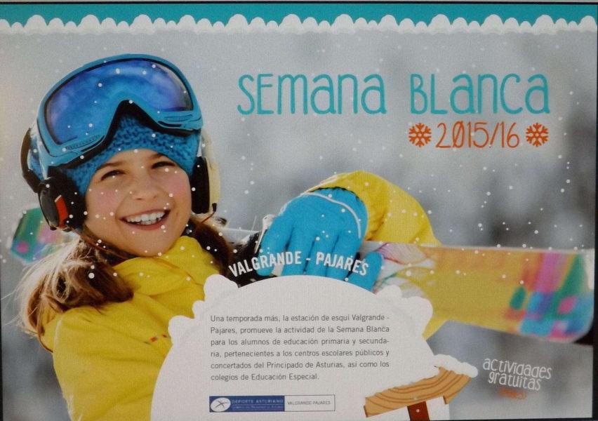 Vuelve la Semana Blanca escolar a Asturias