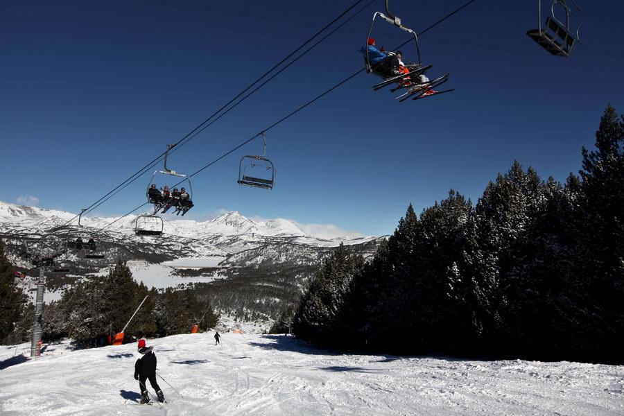 Se podrá esquiar en Font-Romeu por la noche