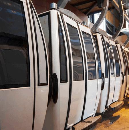El telecabina Al-Andalus será más rápido y cómodo tras su reforma integral por sus 25 años