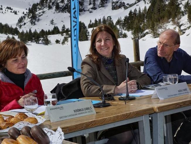 Núria Tarré, directora de Grandvalira Nevasa, deja la dirección de la compañía