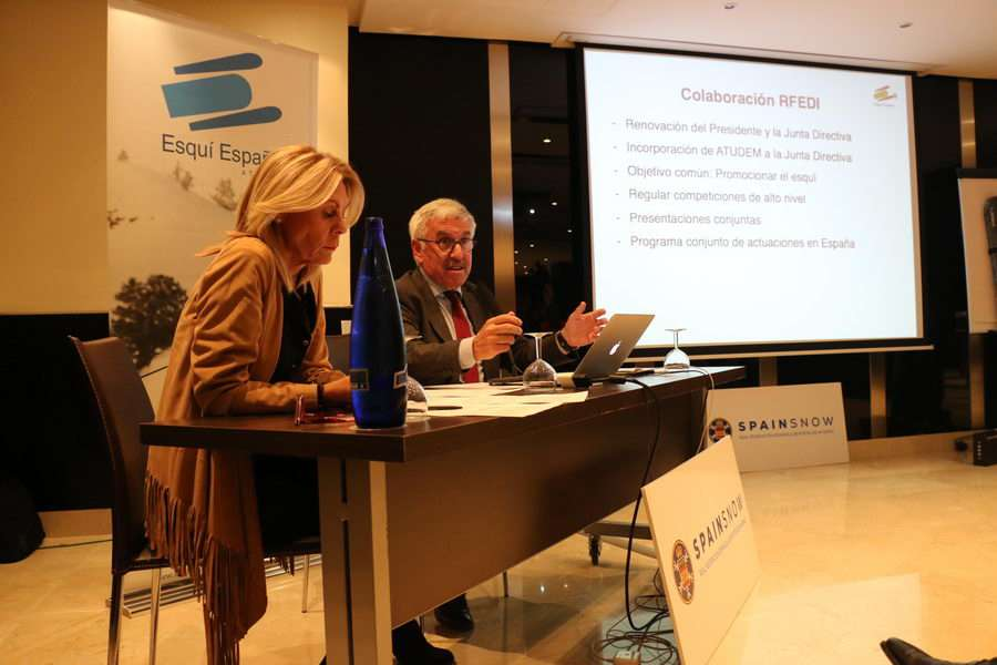 ATUDEM aspira a los 5,5 millones de esquiadores en España
