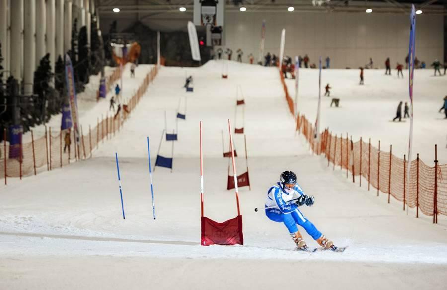 Concluye el X Trofeo Indoor FMDI en Madrid SnowZone