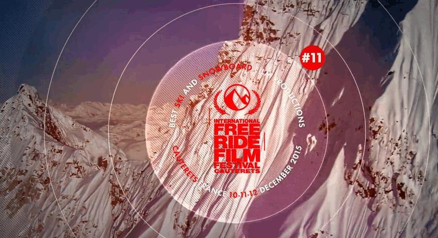 Empieza la cuenta atrás… de la 11ª edición del International Freeride Film Festival Cauterets