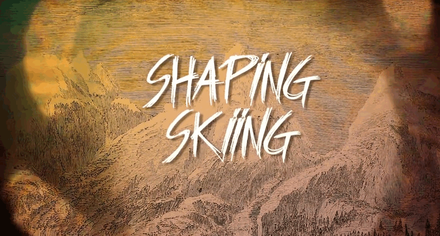 VÍDEO: Shaping Skiing, espectacular película de la temporada de 4FRNT
