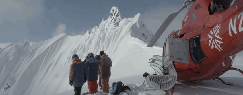 Rip Curl The Search – Revel Episode #3 Alaska
