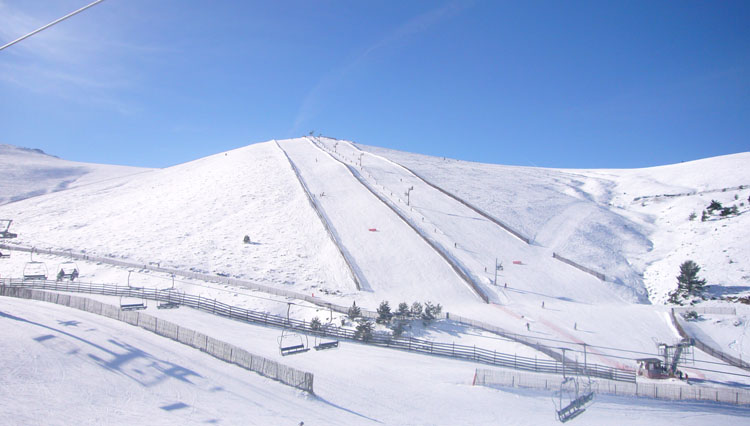 Valdesquí espera la nieve con muchas novedades