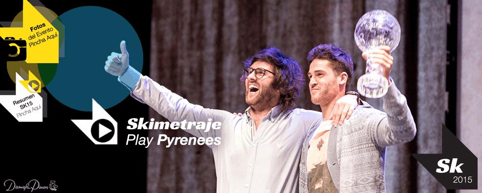 ¡Abierta la recepción de cortos al Skimetraje Play Pyrenees!