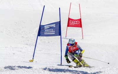 La Copa de Andalucía de Esquí Alpino arranca este fin de semana en Sierra Nevada