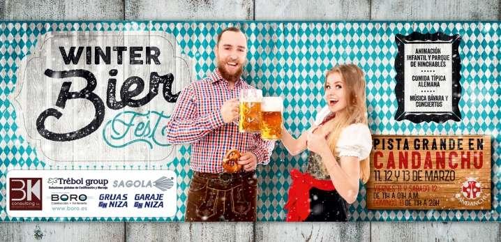 Vive el I Winter Bier Fest Candanchú