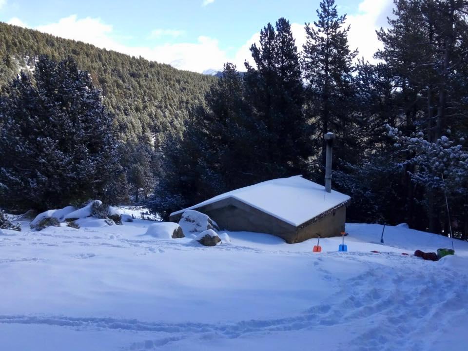 resultados estaciones de esquí catalanas Lles de Cerdanya