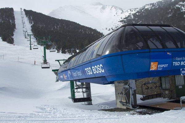 Buen final de la temporada de esquí en la estaciones de Lleida