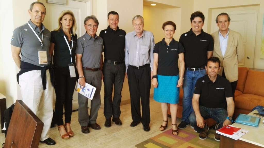 RFEDI afianza en el Congreso FIS el proyecto Spainsnow para favorecer la mejora de los deportistas de invierno españoles