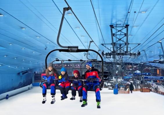 Proyectada una pista de esquí en Palma de Mallorca