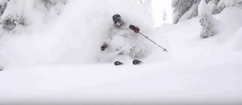 VÍDEO: Brutal sesión de powder de los riders de Armada