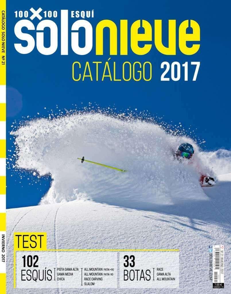 Catálogo Solo Nieve 2016