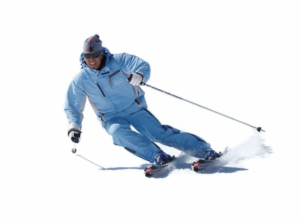 Técnica Esquí Alpino Ritmo Secuencia