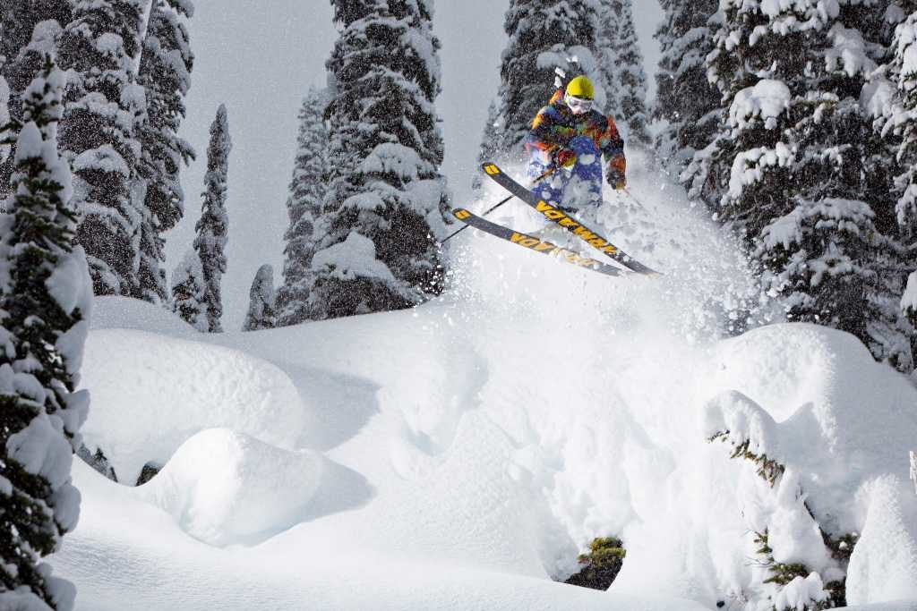Rocker, la última revolución del esquí alpino