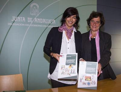 María José Rienda ha presentado los cursos que el Instituto Andaluz del Deporte (IAD) impartirá en Sierra Nevada durante el curso 2016-2017.
