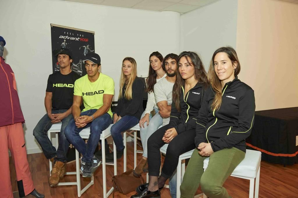 El Team Head nacional estuvo presente en la presentación de Barcelona